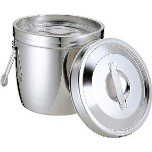 エムテートリマツ 1231502 MT二重汁食缶クリップ無(両手式)10L【smtb-s】