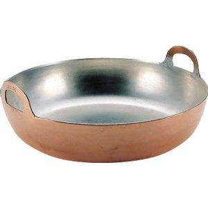 エムテートリマツ 0102305 MT銅製揚鍋39cm