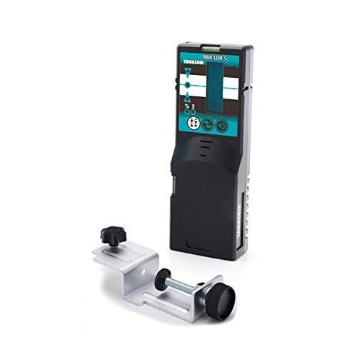送料無料 営業 山真製鋸 新作続 LDR-9s用受光器 アクアグリーンレーザー