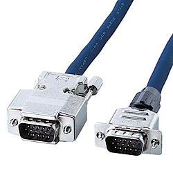 サンワサプライ CRT複合同軸ケーブル7m 品番:KB-CHD157N【smtb-s】