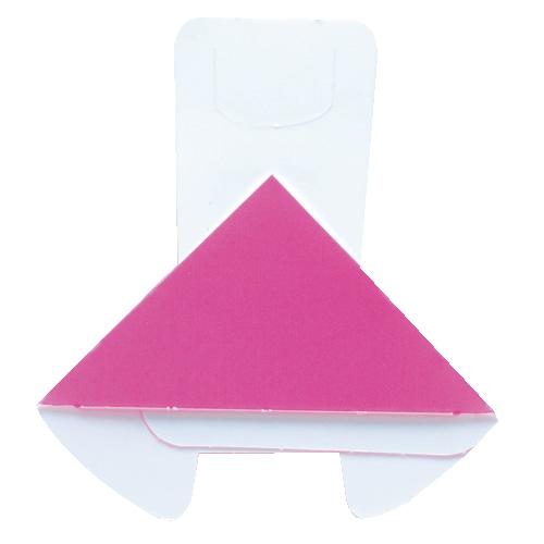 送料無料 マックス 紙クリップ デルプ P ピンク DL-1550S 贈与 入数:10 引き出物