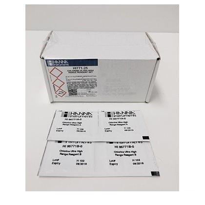 送料無料 … 全塩素 UHR 1箱 771-25 HI 高い素材 完全送料無料 試薬