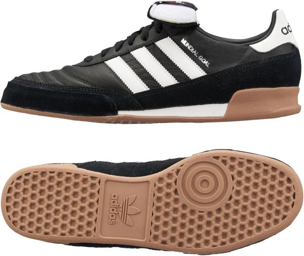 adidas 41 ムンディアルゴール (019310) [色 : BLK/RUNWHT/R] [サイズ : 285]