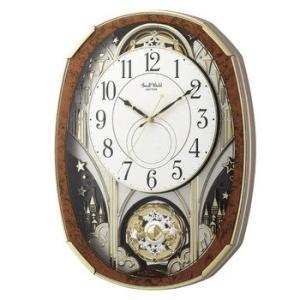 リズム時計 (192M093)スモールワールド ノエルM【smtb-s】