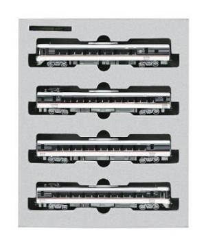 カトー KATO 383系ワイドビューしなの 増結(4両) 【品番:10-559】【smtb-s】