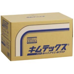 日本製紙クレシア キムテックス ポップアップタイプ・ホワイト 60701NCG1127026-6681-01【smtb-s】