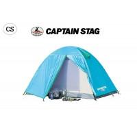 CAPTAIN STAG(キャプテンスタッグ) CAPTAIN STAG キャプテンスタッグ リベロツーリングテントUV(2人用)BL UA-3 (943317)