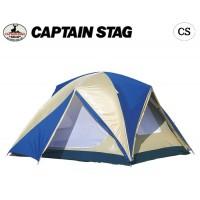 キャプテンスタッグ(CAPTAIN STAG) CAPTAIN STAG キャプテンスタッグ オルディナ スクリーンドームテント(6人用)(キャリーバッグ付) M-3118 (943286)【smtb-s】