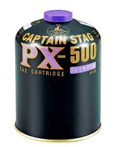 キャプテンスタッグ(CAPTAIN STAG) CAPTAIN STAG キャプテンスタッグ パワーガスカートリッジ PX-500 M-8405 (943438)【smtb-s】