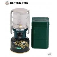 キャプテンスタッグ(CAPTAIN STAG) 【T】フィールド ガスランタン【M】 (圧電点火装置付・ケース付) UF-0009 PUF-0009