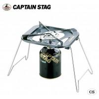 キャプテンスタッグ(CAPTAIN STAG) 【T】大型五徳ガスバーナーコンロ(収納バッグ付) M-8809 PM-8809【smtb-s】
