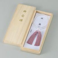Kishida sangyo 別撰 本水晶正絹共仕立 女性用 401-2500 (0979br)【smtb-s】