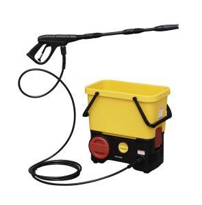 アイリスオーヤマ タンク式高圧洗浄機充電タイプ