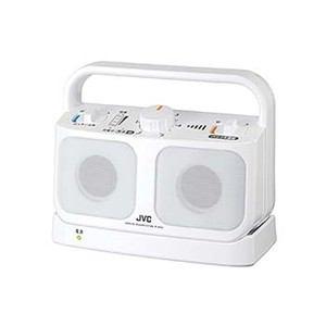 ビクター ワイヤレススピーカー みみ楽 ホワイト SP-A850 W【smtb-s】