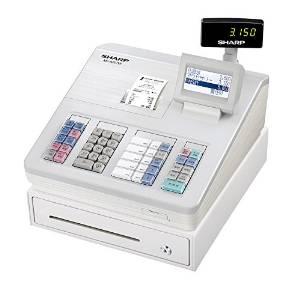 シャープ 電子レジスタ ホワイト系 XE-A207W-W