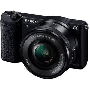 SONY デジタル一眼カメラ α5100パワーズームレンズキット ブラック(ILCE-5100L/B)【smtb-s】