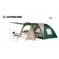 パール金属 キャプテンスタッグ キャンプ用品 テント CS ツールームドーム キャリーバッグ付 [3-4人用]M-3133