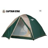 パール金属 キャプテンスタッグ キャンプ用品 テント CS クイックドーム220UV キャリーバッグ付 [3-4人用]M-3134