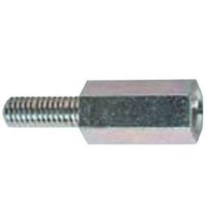 サンコーインダストリー (鉛フリー鋼)ECO-FE六角支柱 3 X 30