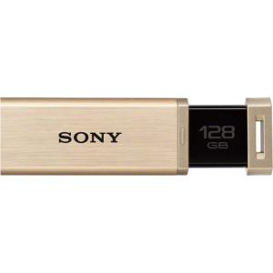 SONY <POCKET BIT>USBメモリー(USM128GQX N)【smtb-s】:ECJOY!店