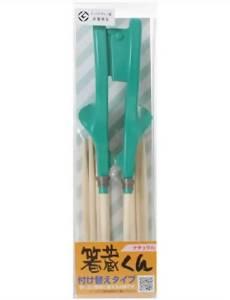 売却 送料無料 斉藤工業 箸ぞうくん N-1 有名な ナチュラル 箸先5膳付