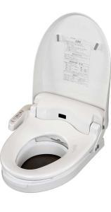 パナソニックエイジフリーライフテック 温水洗浄便座付き補高便座 #5リモコン付き PN-L52012  #5【smtb-s】