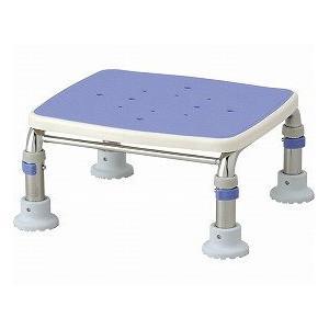 アロン化成 ステンレス製浴槽台R ジャスト 536495 ブルー 15‐20cm【smtb-s】