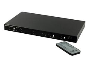 RATOC 4入力2出力 HDMIマトリックススイッチ (REX-HDSW42)【smtb-s】