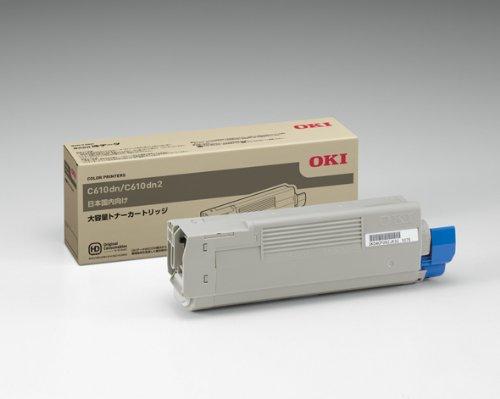 沖電気 OKI 大容量マゼンタ トナー(6.000枚) OK-TNC610MG-WJ TNR-C4FM2【smtb-s】