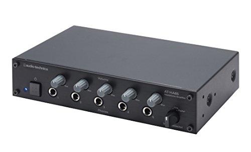 オーディオテクニカ ヘッドホンアンプ (AT-HA65)【smtb-s】