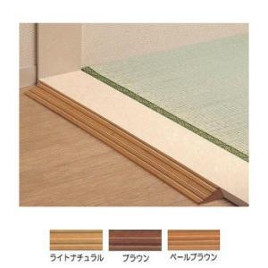 TOTO 段差解消スロープ 長尺タイプ 幅200×奥行9×高さ2.5cm、対応段差2.4~2.8cm 2本 EWA117RH25♯NF