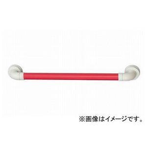 アロン化成 安寿 セーフティーバー I 型手すりセット I-800 535-847 レッド【smtb-s】