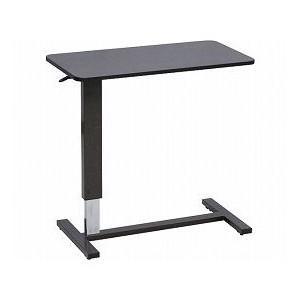 大商産業 昇降テーブル LW-80 DB テーブル高さ 65~95cm (ダークブラウン)【smtb-s】