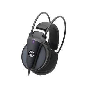 オーディオテクニカ フルデジタルUSBヘッドホン(ATH-DN1000USB)【smtb-s】