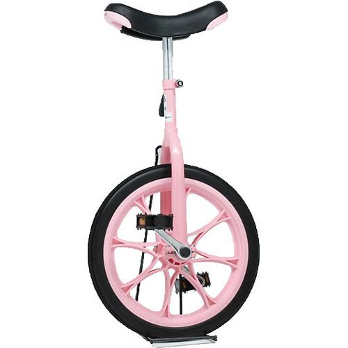一輪車 20インチ ユニサイクル 競技 スポーツ 遊具 用具 キッズ 子ども用 小学校 保育園 学童 幼稚園 パステルカラー 女の子 自転車 屋外 運動 S-9114-17