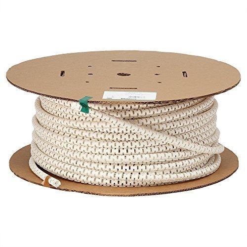 パンドウイットコーポレーション(PANDUIT) パンドウイット 電線保護材 パンラップ 難燃性白 PW50FRTY【smtb-s】