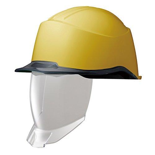 ミドリ安全 PC製ヘルメット フェイスシールド付 多機能タイプ SC15PCLNSRA2KPYS【smtb-s】