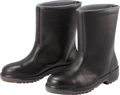 ミドリ安全 安全半長靴 24.5cm MZ040J24.5【smtb-s】