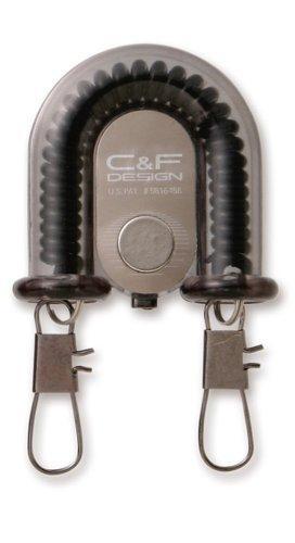 C&F Design CFA-70WF  フライキャッチャー付ツインリトラクター