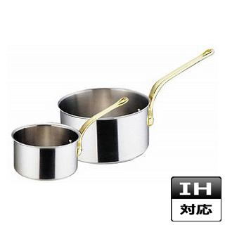 シチューパン スーパーデンジ シチューパン 蓋無 24cm IH