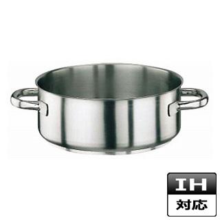 外輪鍋 パデルノ 18-10 ステンレス 外輪鍋[蓋無] 1009-45cm IH対応 IH鍋