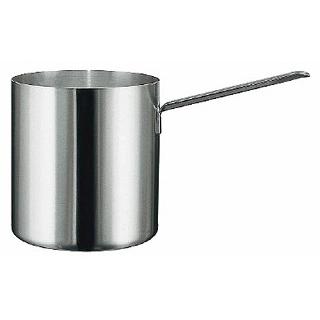 『 片手鍋 』片手鍋 パデルノ 18-10バンマリーポット 1910-14cm