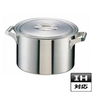【業務用】半寸胴鍋 18-10 ステンレス ロイヤル 半寸胴鍋 XMD-210 IH鍋半寸胴鍋IH対応