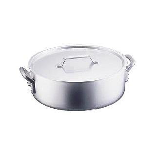 外輪鍋 業務用 アルミ SS21外輪鍋[目盛付] 42cm