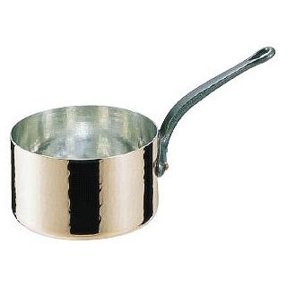 『 両手鍋 』片手鍋 モービル COPPER スズメッキ キャセロール 2143.30 30cm