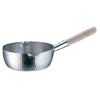 【まとめ買い10個セット品】『 雪平鍋 』雪平鍋 アルミ DON 両口 27cm
