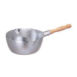 【まとめ買い10個セット品】『 雪平鍋 』雪平鍋 ホクア アルミ 打出 27cm