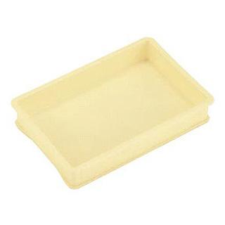 【まとめ買い10個セット品】リス PP小型パンコンテナー 深