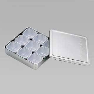 【まとめ買い10個セット品】【 検食容器 】 MA18-8検食容器 普及型