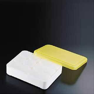 【まとめ買い10個セット品】検食容器仲子密封式 P-110-1 【ECJ】
